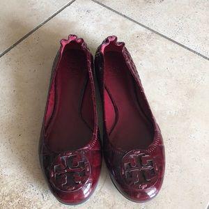 Tory Burch Ballerina Flats- Size 8.5